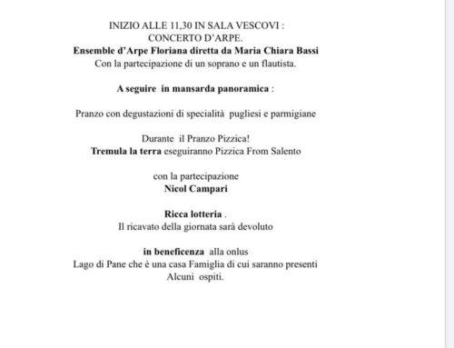 15-12-2019  FESTA DI NATALE AL CASTELLO DI FELINO
