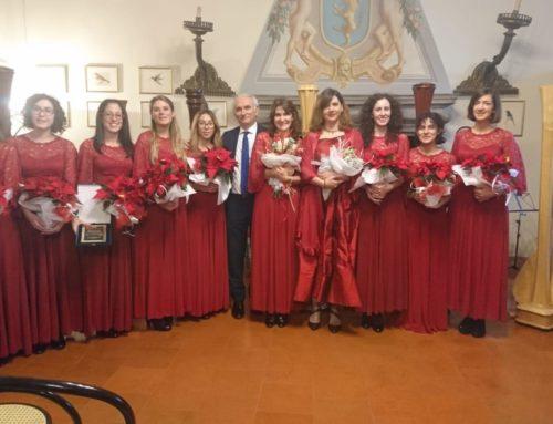 15-12-2019  FESTA DI NATALE AL CASTELLO DI FELINO TRA MUSICA E BENEFICENZA